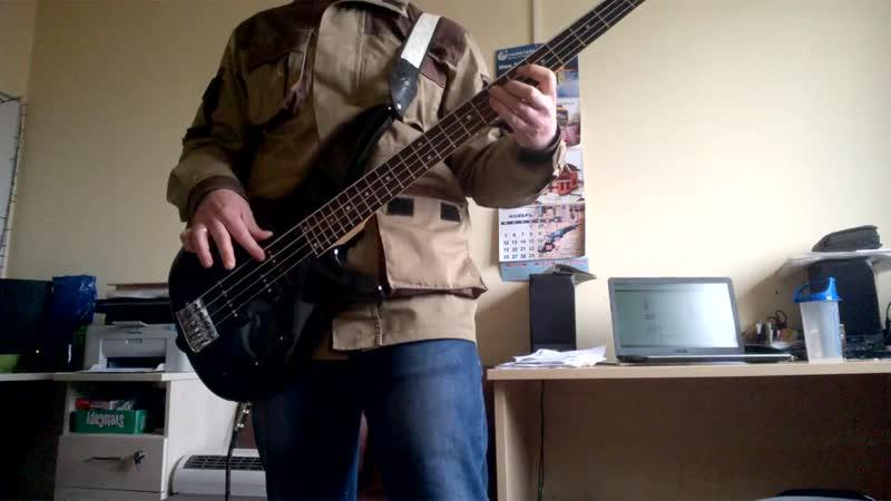 Comatose (Skillet-бас)