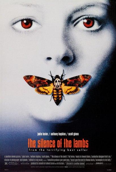 3 фильма про Ганнибала Лектера в исполнении Энтони Хобкинса.