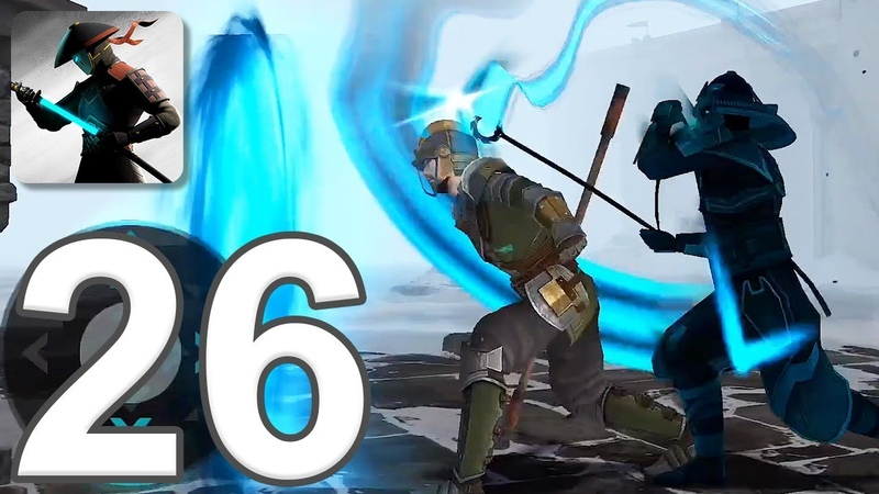 Shadow Fight 3 - Gameplay Walkthrough Part 26 - Chapter 6: Boss 1, Xiang Tzu (iOS, Android)