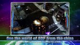 Earth Defense Force 4.1 Wing Diver The Shooter - Steam Launch Trailer
