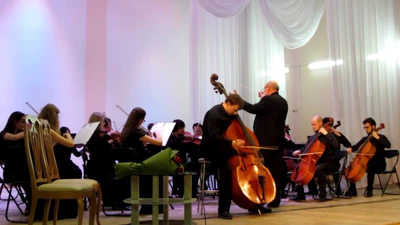 MVI_2090 - Дж. Боттезини. Большое концертное аллегро «Алля Мендельсон».