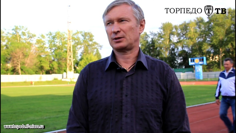 Флеш-интервью Владимир Фёдоров. 21.07.18