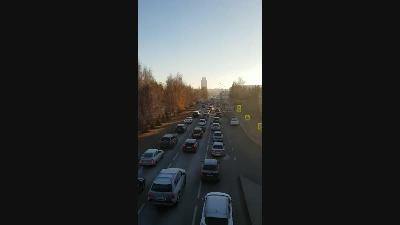 Люди Татарстана Наб Челны Р Т Затруднение движения автомобильного транспорта