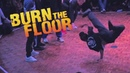 ░BURN THE FLOOR░ | BEST ROUNDS | TOP POWERMOVES TRICKS