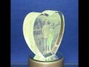 Приз кристалл Сердце победителю розыгрыша!