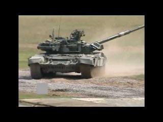 Новый танк Т-90МС Тагил - НАТО в шоке