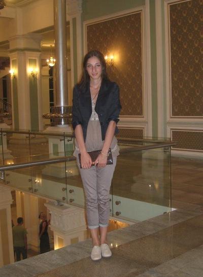 Кристине Турманидзе, 17 июля 1994, Новочеркасск, id204845766