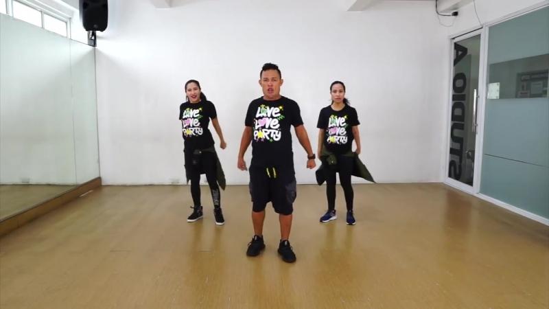 Llegamos a la Disko - Live Love Party™ feat. Winston Kristie Van - Zumba® - Dance Fitness