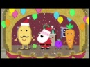 Peppa Pig English Full Episodes Mr Potato Christmas Show and Bubbles