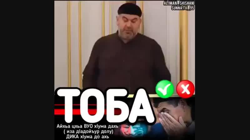 Хьехам Асвад ТОБА