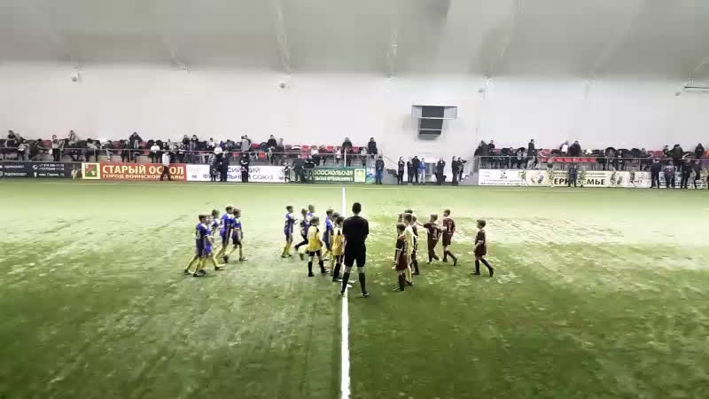 ARENA 1 OPEN CUP 2018 Старт- Парус 1