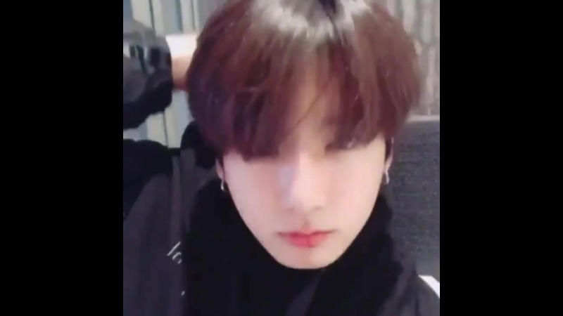 So i compiled all jungkooks hair backflips - - thank me later - @BTS_twt