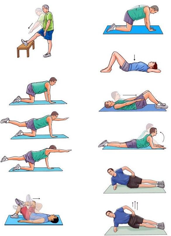 как похудеть упражнения для толстых видео