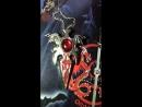 Sanguine vampire talisman collection children of the night 🍷🌹❤️