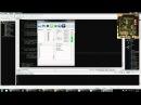 Wx Python Xilinx FPGA development board communication app over a serial comm link