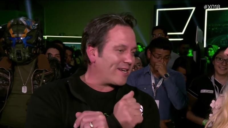 Фил Спенсер обсуждает, что такое Xbox