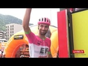 La Vuelta etapa 20 Control de Firmas Salida Andorra.Escaldes-Engordany