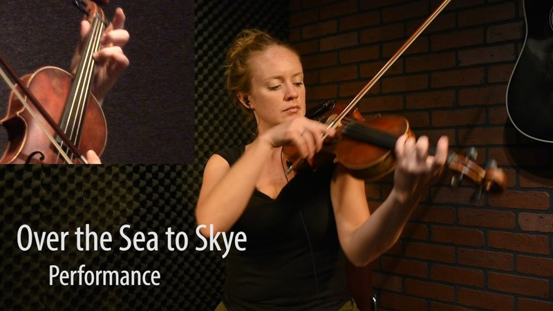 The Skye Boat Song (Outlander Theme) - Scottish Fiddle Lesson by Hanneke Cassel