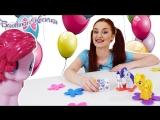 Бантики косички • МАЙ ЛИТЛ ПОНИ и Таня Мур отмечают день рождения Рарити!