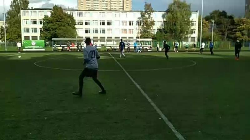 ФК Ураган - Энгельса 2-й тайм