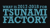 What Is 2017-2018 For Tsunami Factory