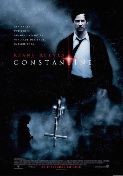 Константин: Повелитель тьмы (2005)