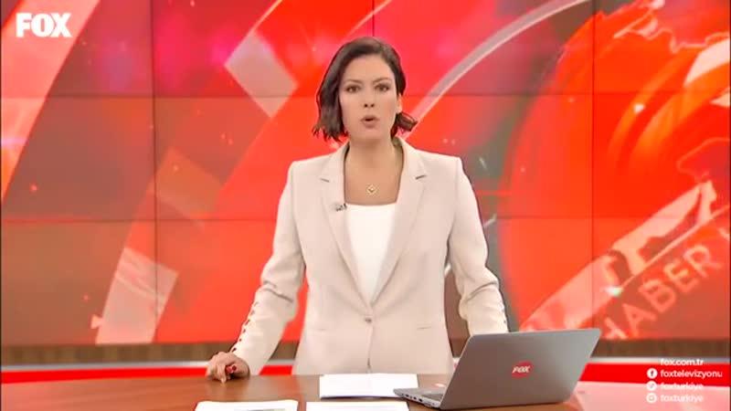 15 Haziran 2018 FOX Ana Haber