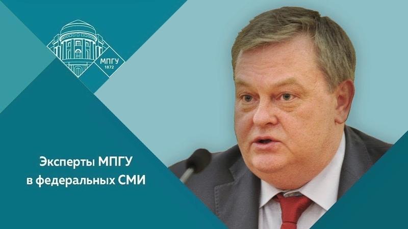 Интервью О Егоре Гайдаре его подельниках и наследниках Историк Е Ю Спицын на радио Спутник