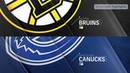 Boston Bruins vs Vancouver Canucks Oct 20, 2018 HIGHLIGHTS HD