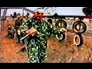 Тренировка разведроты морской пехоты. Видео из 90-х:)