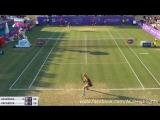 Victoria Azarenka vs Lucie Safarova 2018 Mallorca Open Highlights