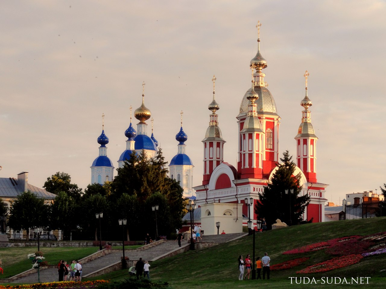 Тамбов храмы