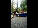 парк в гостях у Виталика