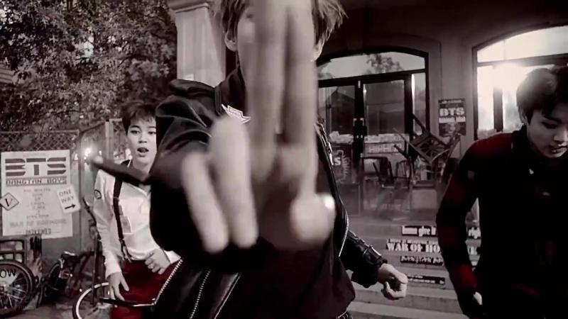 BTS - War of Hormone (호르몬 전쟁) ¦ Areia Kpop Fusion 21 REMIX (Baseclips.ru) (1)