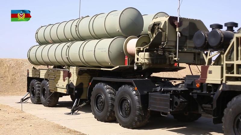 Azərbaycan hava hücumundan müdafiə qoşunlarının taktiki-xüsusi məşğələləri keçirilir - 03.09.2018