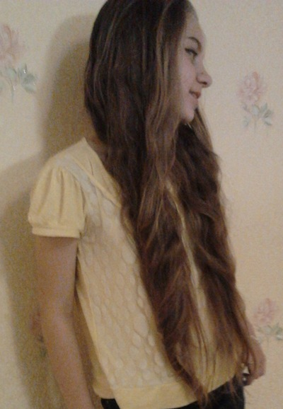 Полина Шкиря, 18 февраля 1999, Шарыпово, id147364617