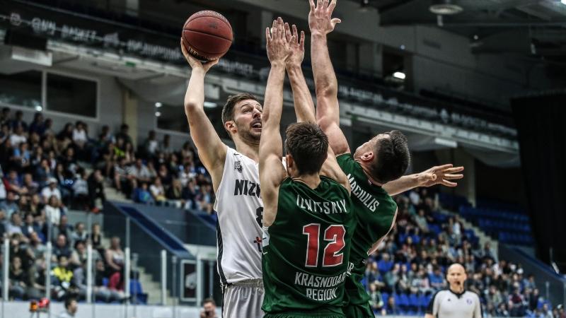 Nizhny Novgorod vs Lokomotiv-Kuban Highlights May 12, 2018