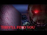 FNAF SFM They'll find you by Griffinilla