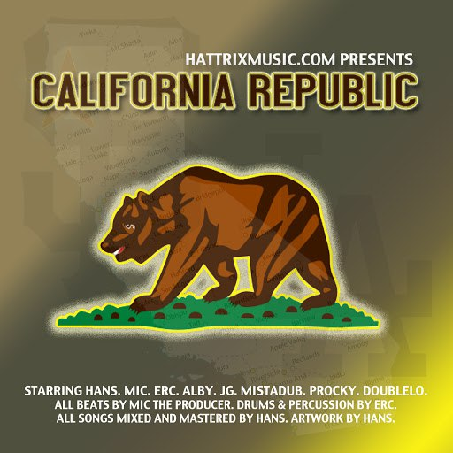 HANS альбом California Republic