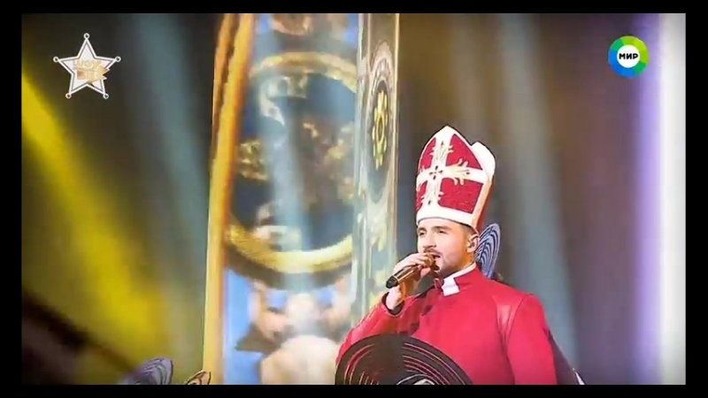 Сергей Лазарев говорит о новом шоу и возвращении на Евровидение