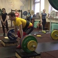 Галкин Ярослав 2002 г.р. на гр. с плинтов в н.с. 143 кг