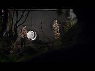 Доктор Кто/Doctor Who. 5 сезон (2010) серия 5 (эпизод 206.2) «Плоть и камень»/«Flesh & Stone» Перевод Baibak&Ko