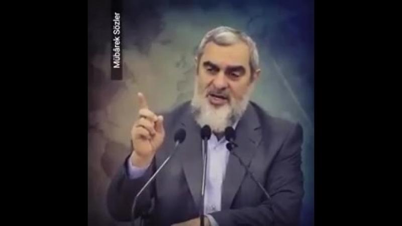 Bugün ki kadar, insanlık Allâha baş kaldırmadı!
