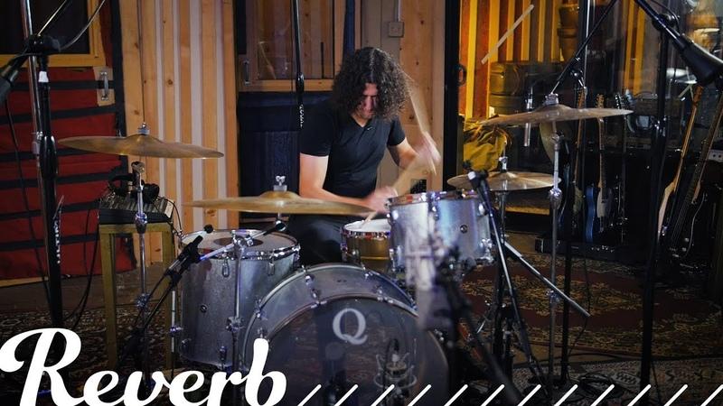 Ilan Rubin Teaches Stewart Copeland Hi-Hat Techniques | Reverb Learn to Play