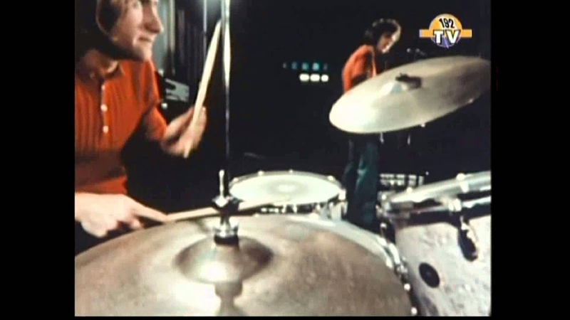Phil Collins Flaming Youth - Guide me, Orion ( Very Rare Original Footage 1969 )
