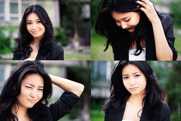 Фото кыргызских девушек 6 фотография