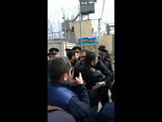 Брат Сеййид Эльман Агазаде на свободе!!!
