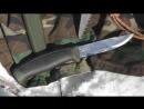 Пила Bahco laplander 396 Нож Mora Knife 2444