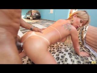 Carla Novaes - Car Wash Cocking Carla [Transsexual, Shemale, Oral/Anal Sex, Hardcore, Big ass, Brazillian, 720p]