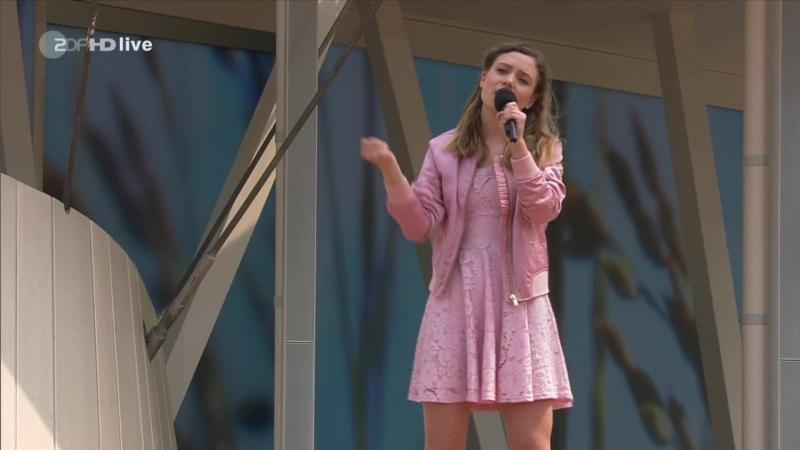Marie Wegener - Königlich (ZDF HD Live, ZDF-Fernsehgarten, 13.05.2018)